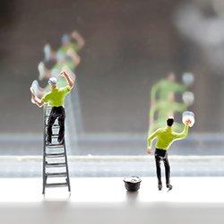 Fenster- & Ramenreinigung Footer